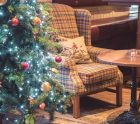 Celebrate the festive season here at The Cock Inn, Headley