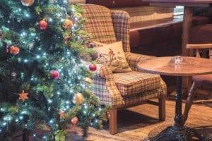 The Cock Inn Christmas
