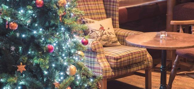 Book ahead for the festive season