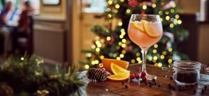 Gin cocktail recipes for Christmas