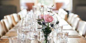 Private dining near Epsom